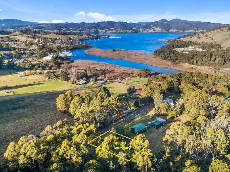 Lot 1 Evans Road, Port Huon