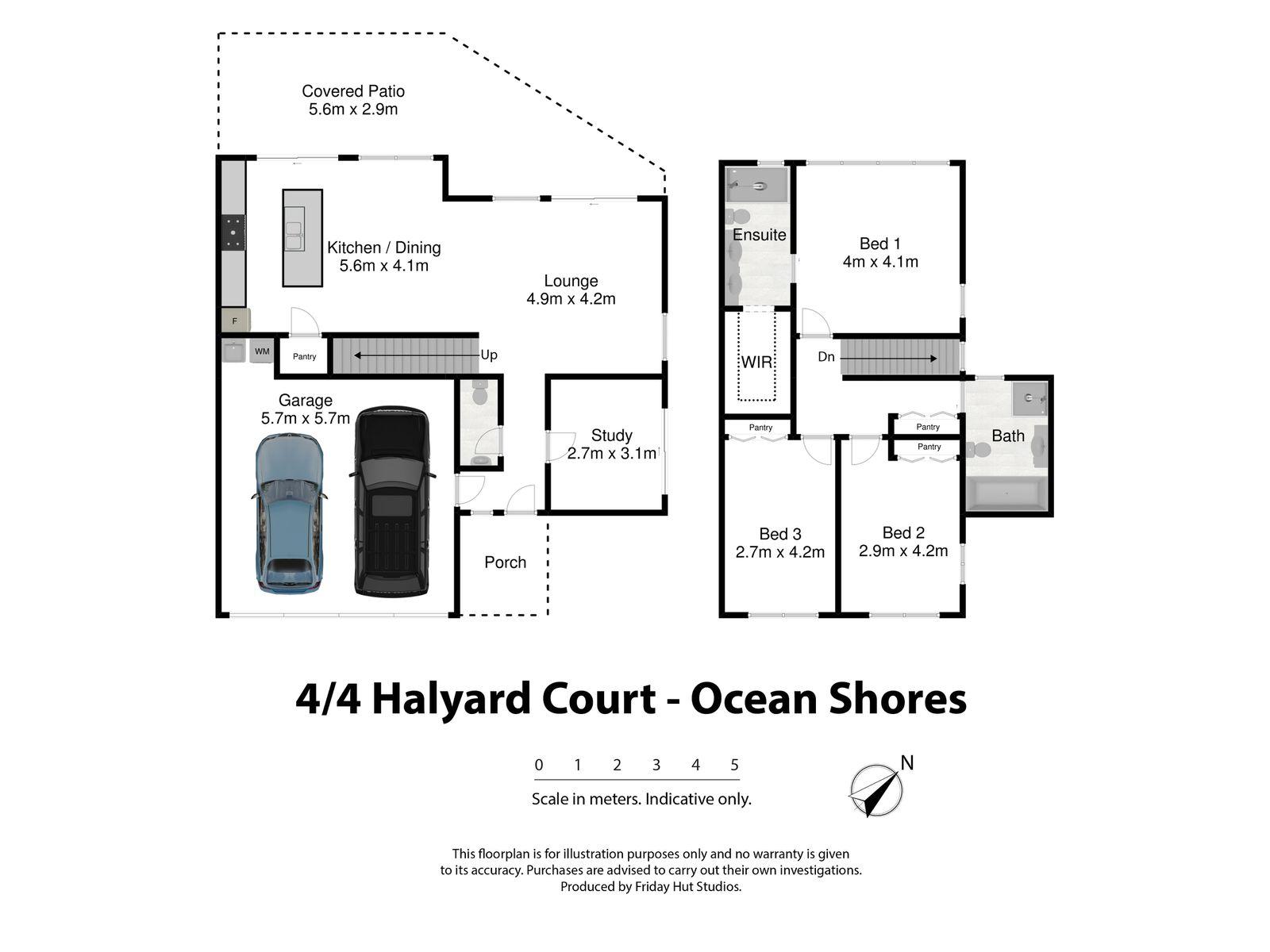 4 / 4 Halyard Court, Ocean Shores