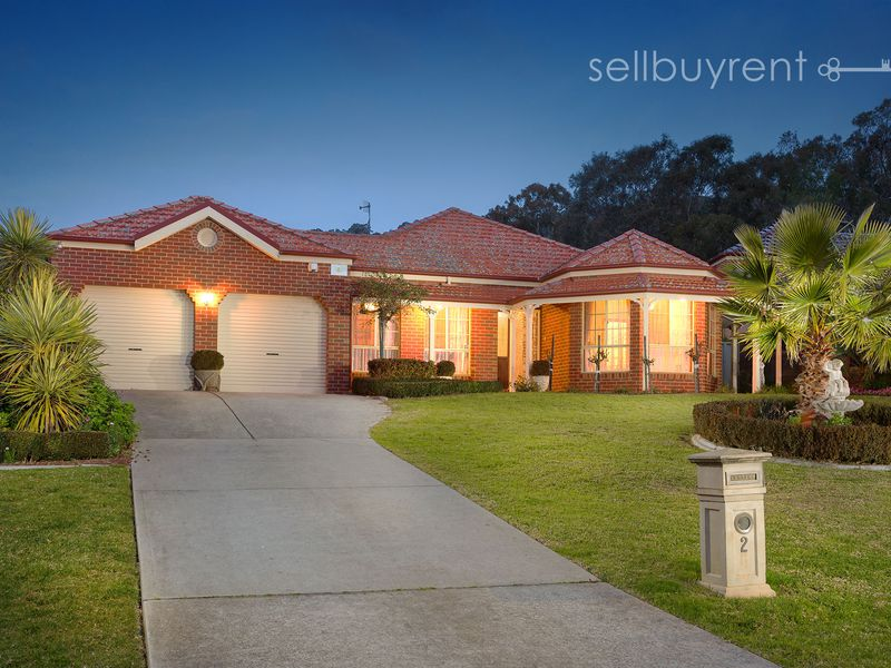 2 ARGYLE WAY, Wodonga
