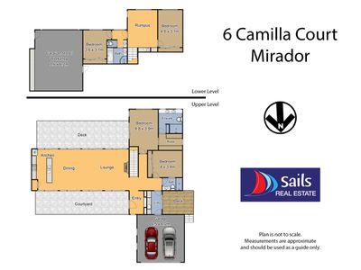 6 Camilla Court , Merimbula