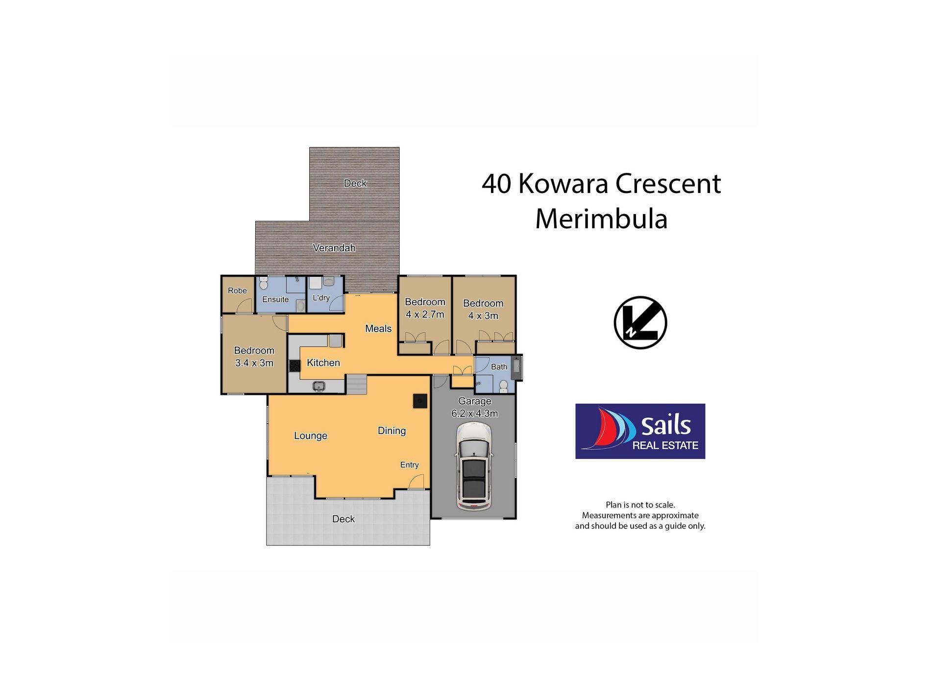 40 Kowara Crescent, Merimbula