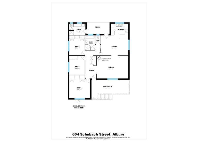 604 Schubach Street, East Albury