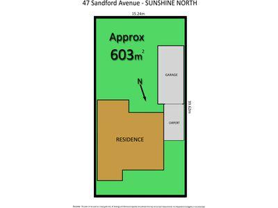 47 Sandford Avenue, Sunshine North