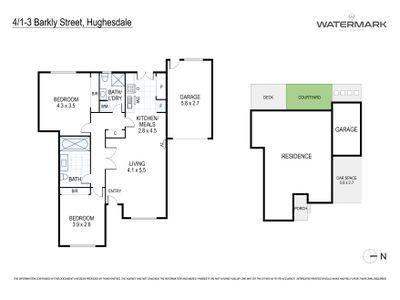 4 / 1-3 Barkly Street, Hughesdale