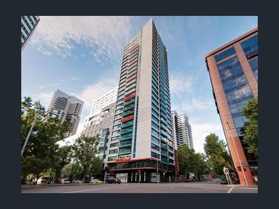 2501 / 181 A'Beckett Street, Melbourne