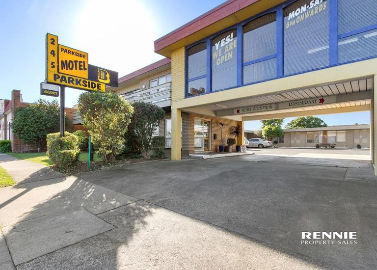245-247 Princes Highway, Morwell
