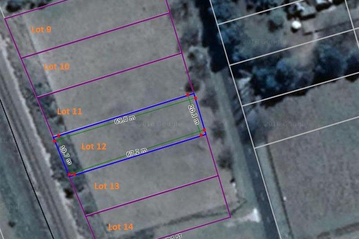 1366.8sqm - Lot 12, Lake Bathurst