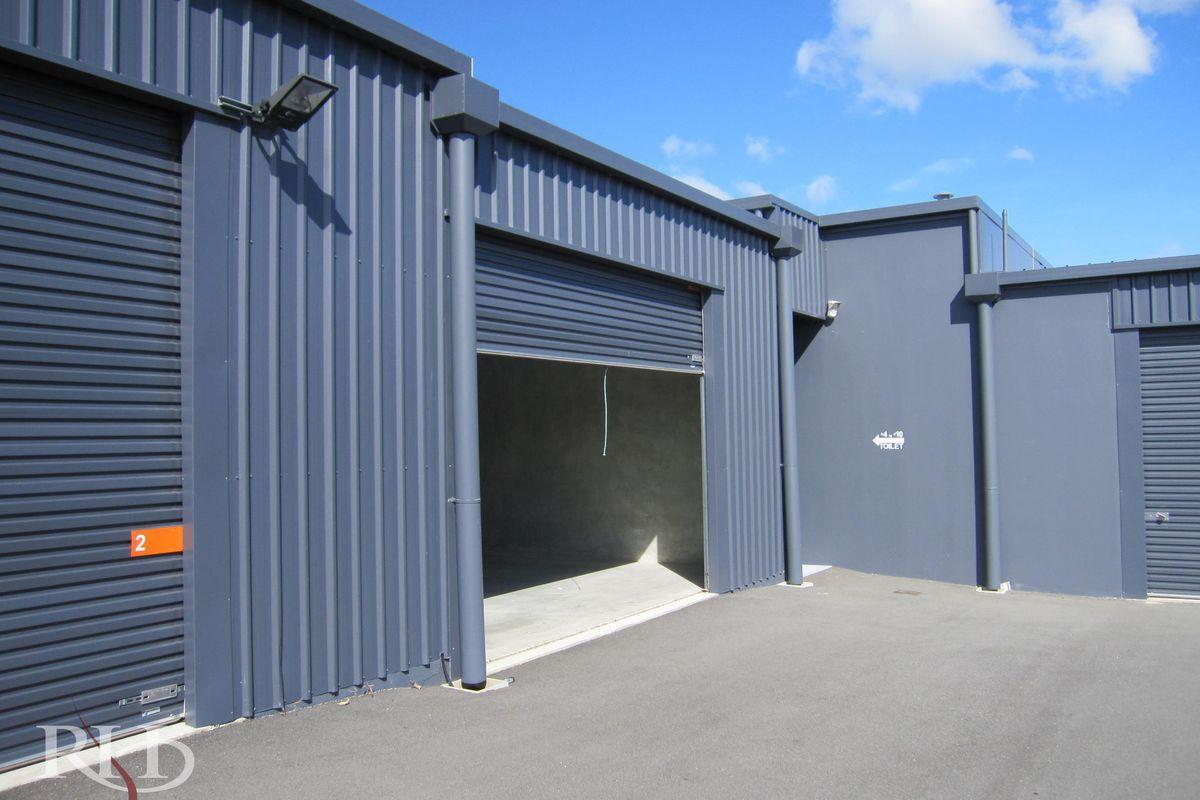 49 Square Metre Storage Unit