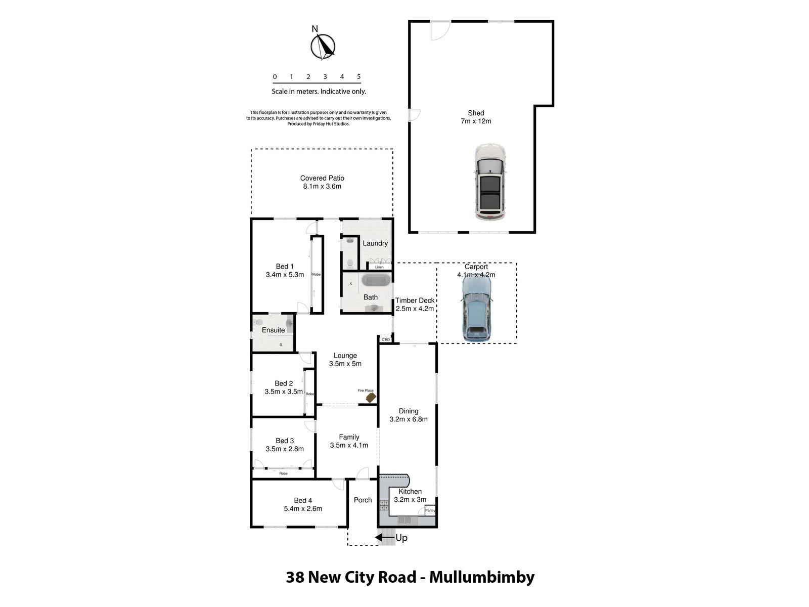 38 New City Road, Mullumbimby