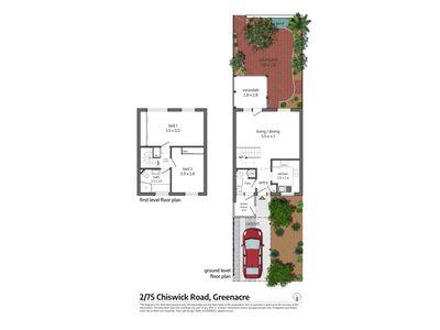 2 / 75 Chiswick Road, Greenacre