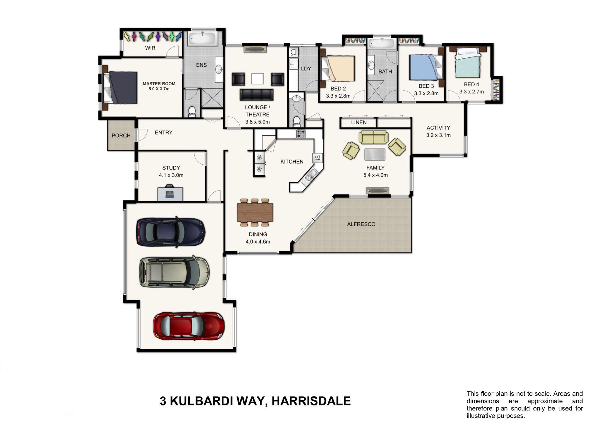 3 Kulbardi Way, Harrisdale