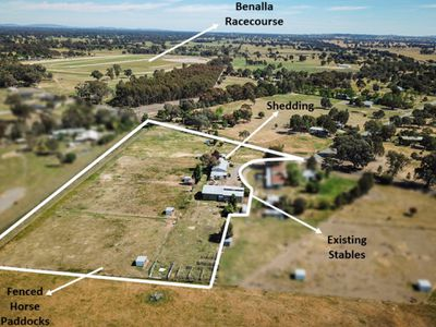 126 Racecourse Road, Benalla