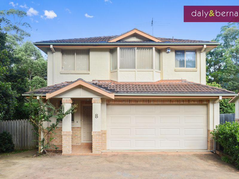 8 / 36 MOBBS LANE, Epping