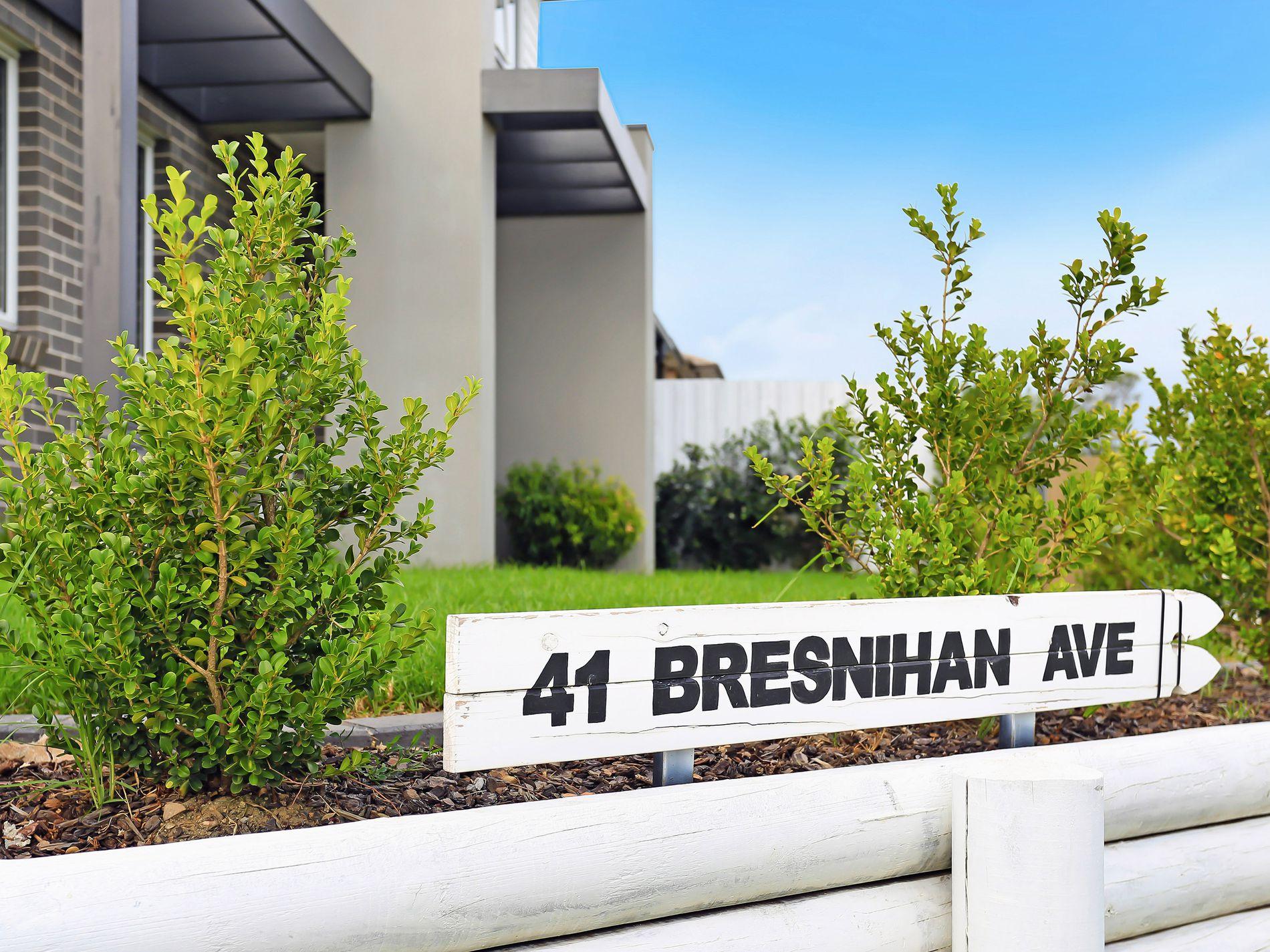 41 Bresnihan Avenue, North Kellyville