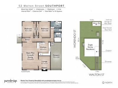 52 Walton Street, Southport