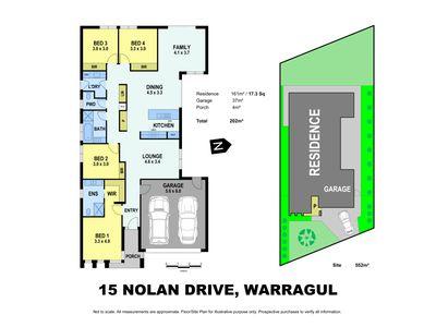 15 Nolan Drive, Warragul