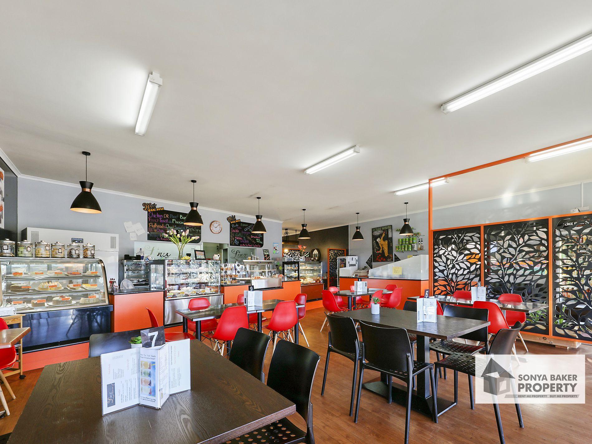 Linx Takeaway & Cafe