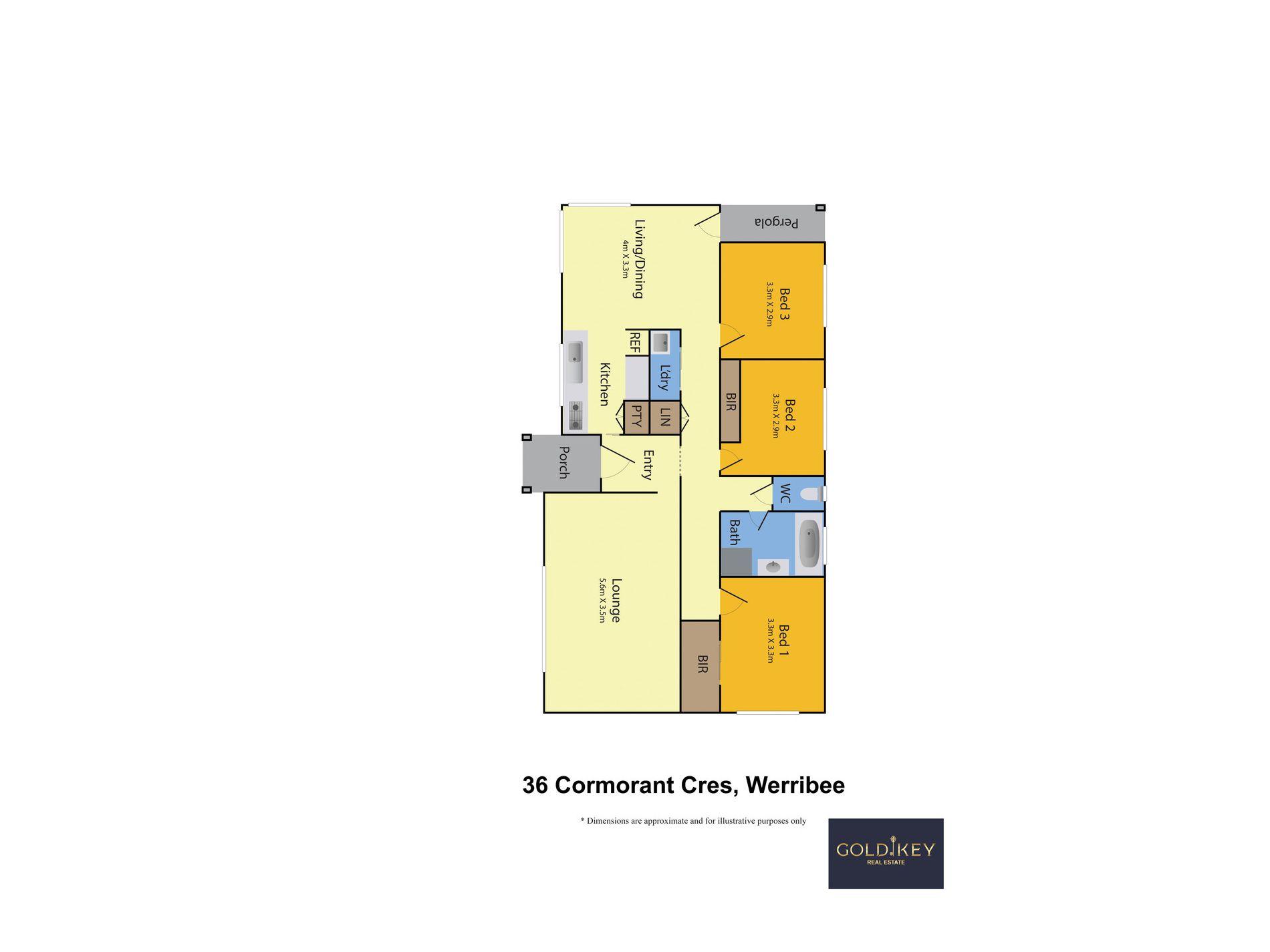 36 Cormorant Crescent, Werribee
