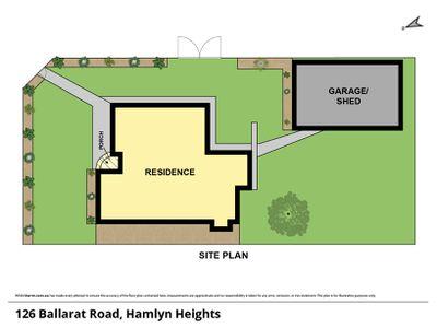 126 BALLARAT ROAD, Hamlyn Heights