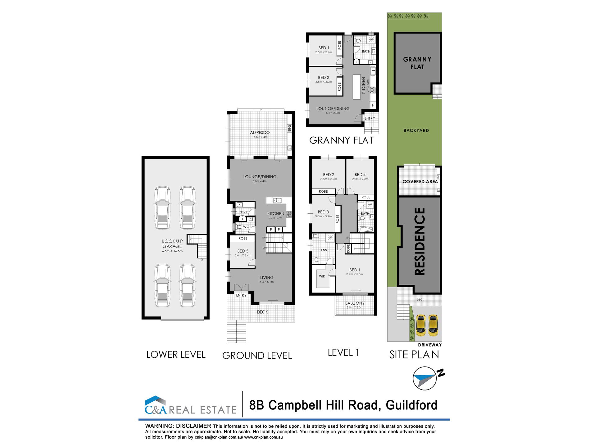 8b Campbell Hill Rd, Guildford