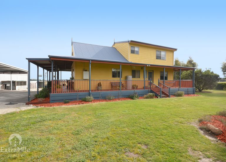 50 Callaghan Road, Berringa