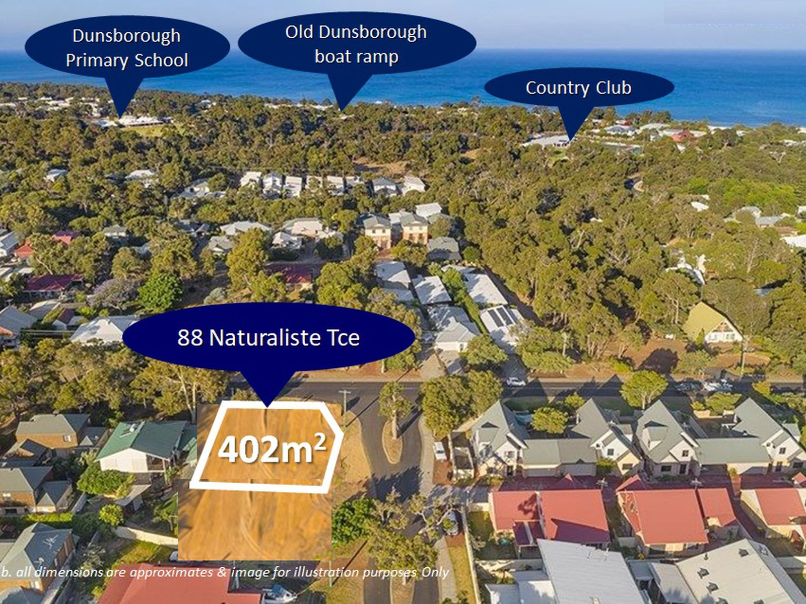 88 Naturaliste Terrace, Dunsborough