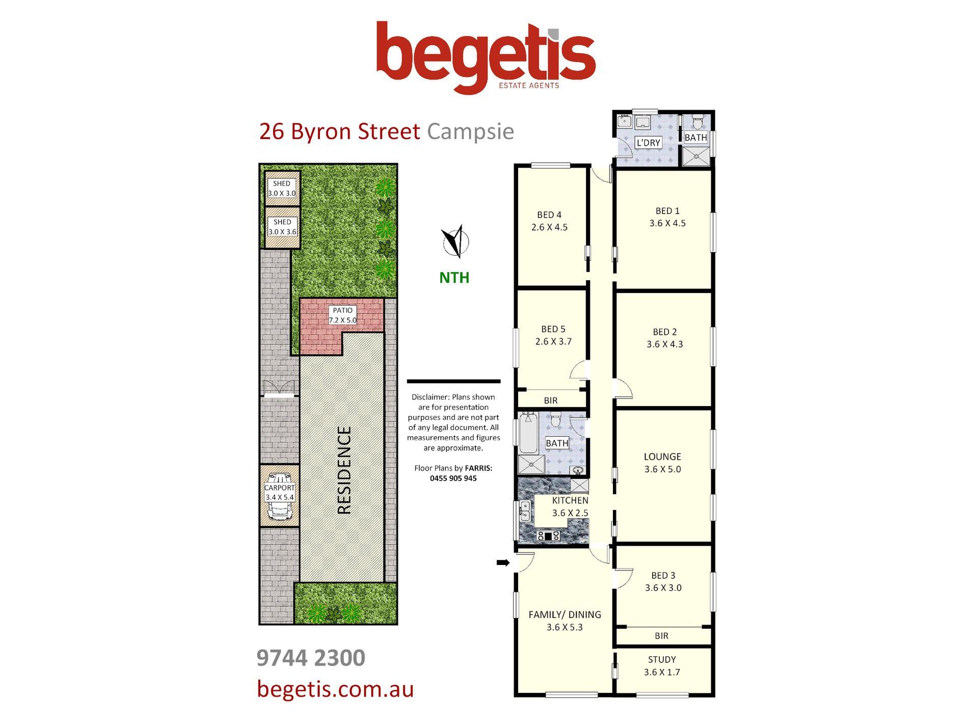 26 Byron Street, Campsie