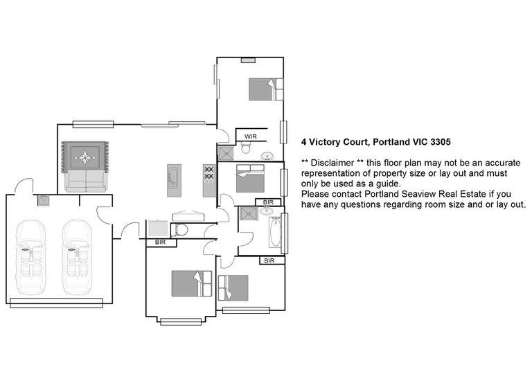 4 Victory Court, Portland