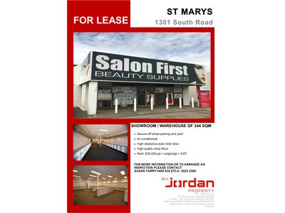 1301 South Road, St Marys