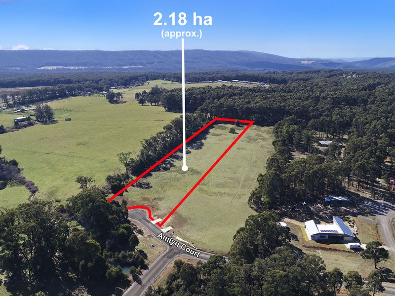 Lot 3, 52 Amlyn court, Kinglake West