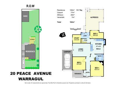 20 Peace Avenue, Warragul
