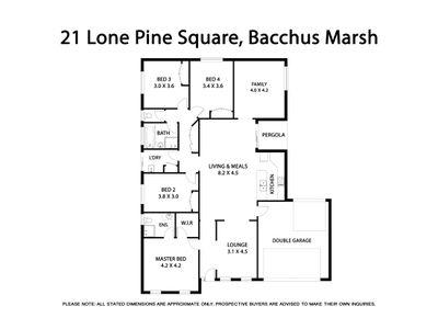 21 Lone Pine Square, Bacchus Marsh