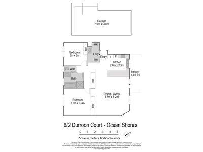 6 / 2 Durroon Court, Ocean Shores