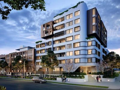 90 / 1 Gloucester Ave, Burwood