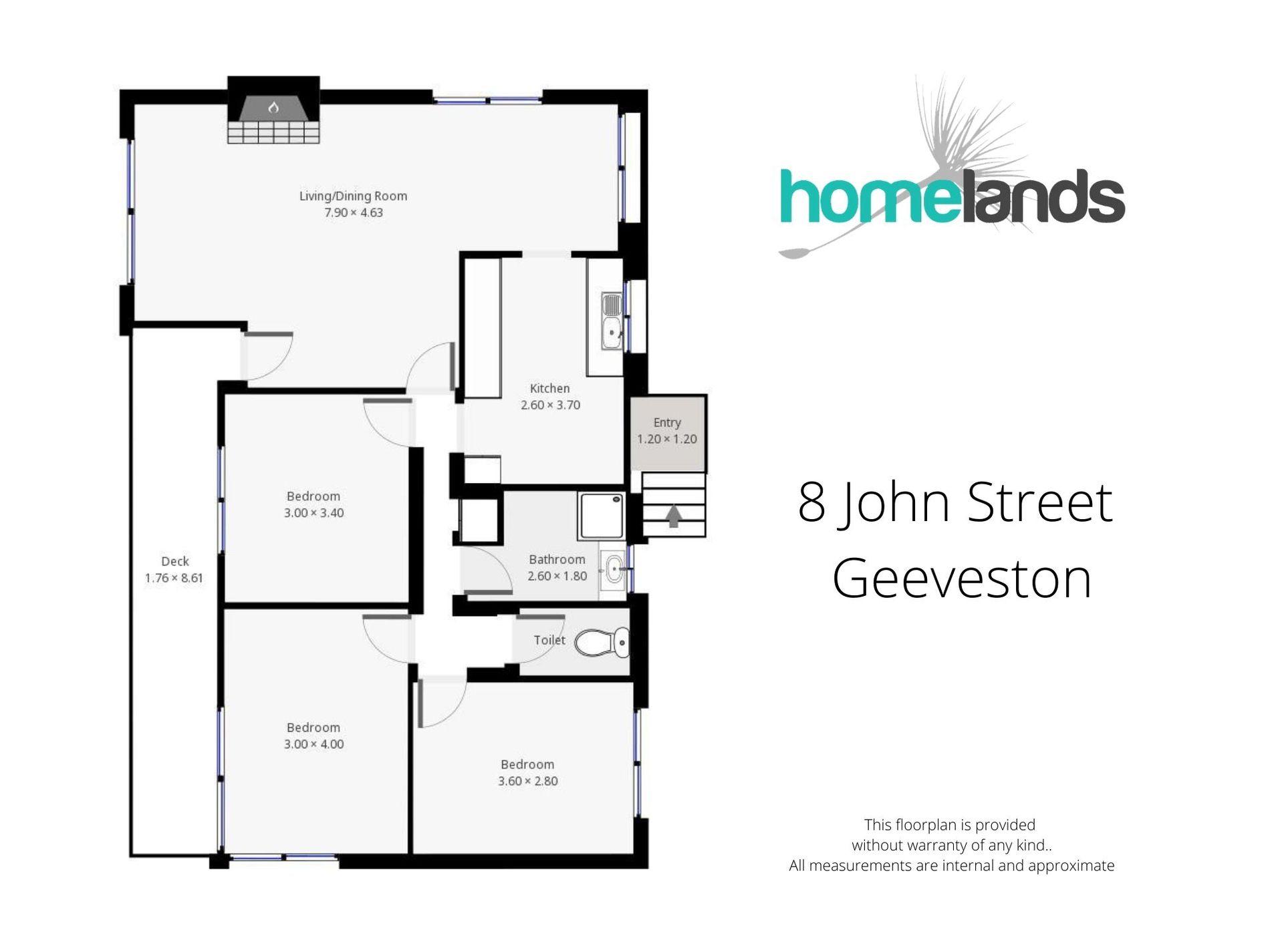 8 John Street, Geeveston