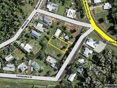 Lot 603, 5 Commodore Street, South Mission Beach