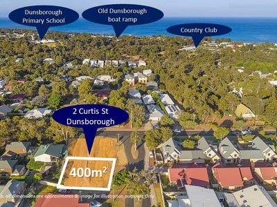 2 Curtis Street, Dunsborough
