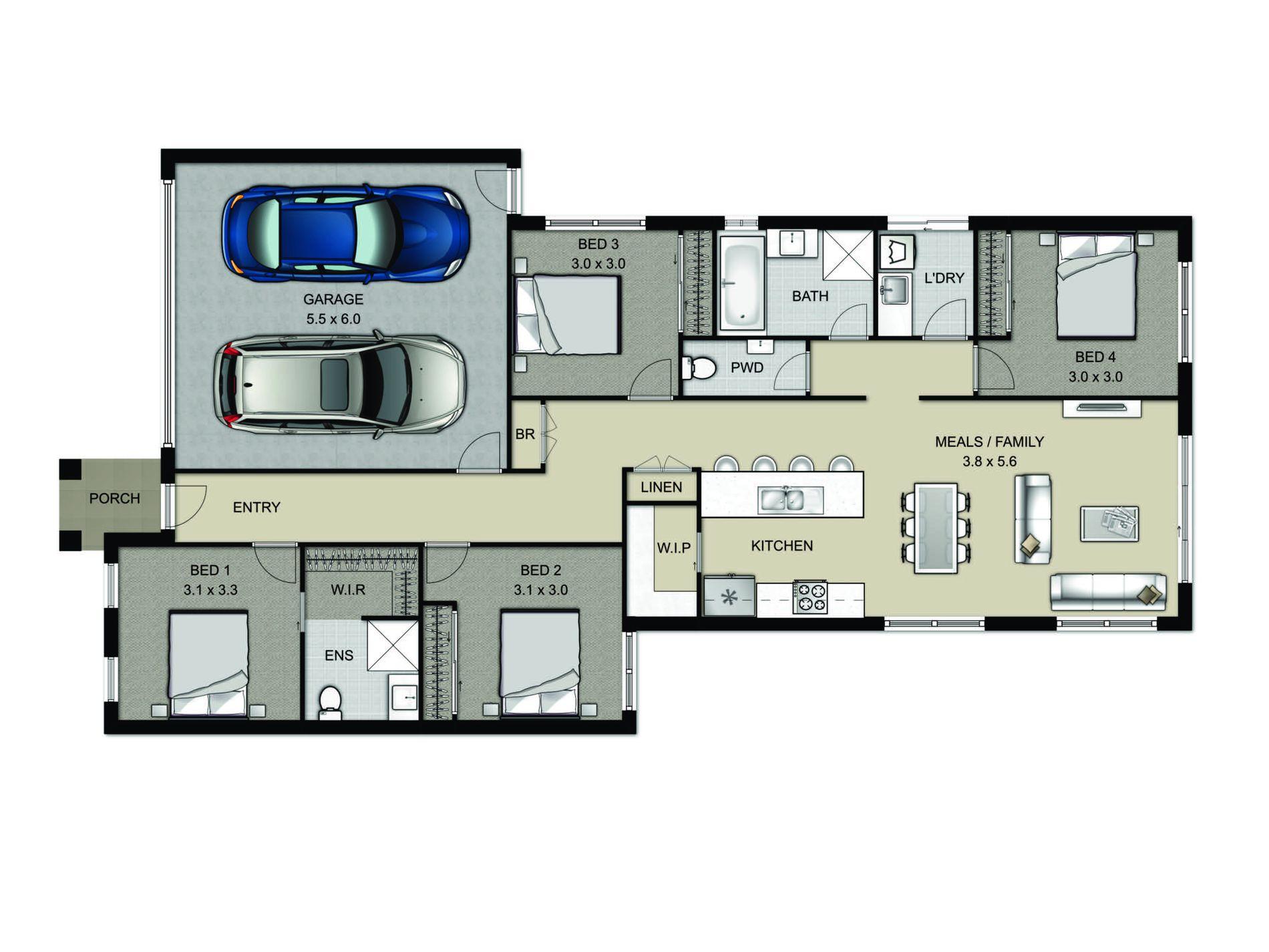 Lot 6614 Salisbury Terrace, Mickleham