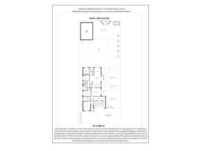 107 HUME STREET, Corowa