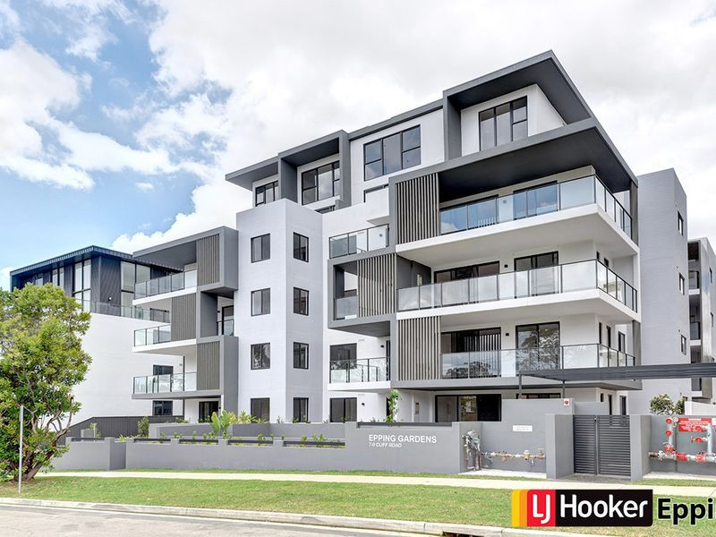 306 / 7-9 Cliff Road, Epping