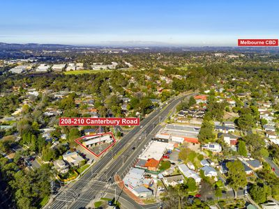 208-210 Canterbury Road, Heathmont
