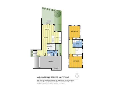 44C Inkerman Street, Maidstone