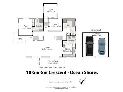 10 Gin Gin Crescent, Ocean Shores