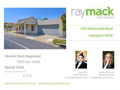 439 McDonald Road, Lavington