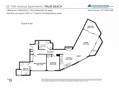2E / 2 Nineteenth Ave, Palm Beach