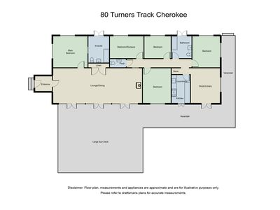 80 Turners Track, Cherokee