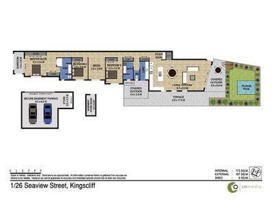 1 / 26 Seaview Street, Kingscliff