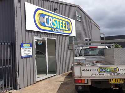 CR Steel Fabrications