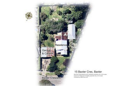 15 Baxter Crescent, Baxter