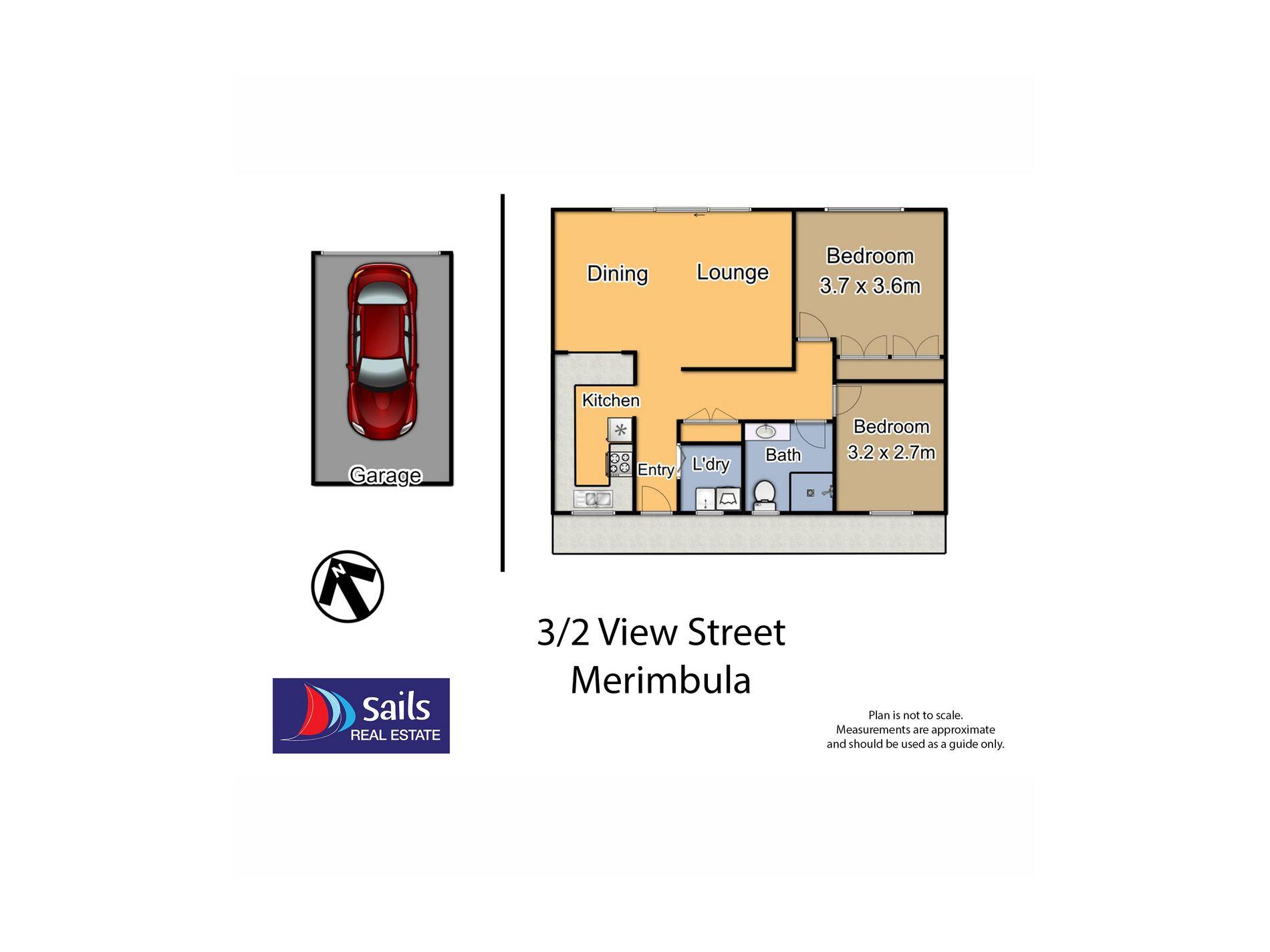 3 / 2 View Street, Merimbula